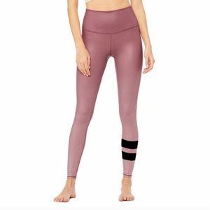NEW ALO Yoga Airbrush High Waist Leggings Ombré